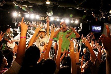 2009年コロシアム@Club FLEEZ(Smashing Magより)