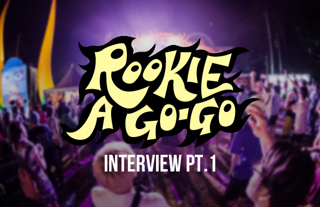 ROOKIE A GO-GO 2016年出演者インタビュー!Day1編