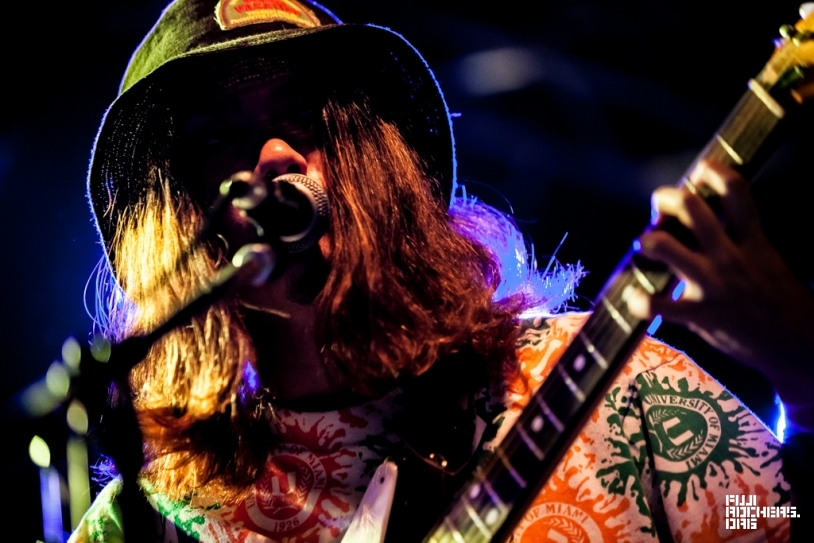 tempalay | Fuji Rock Festival '15
