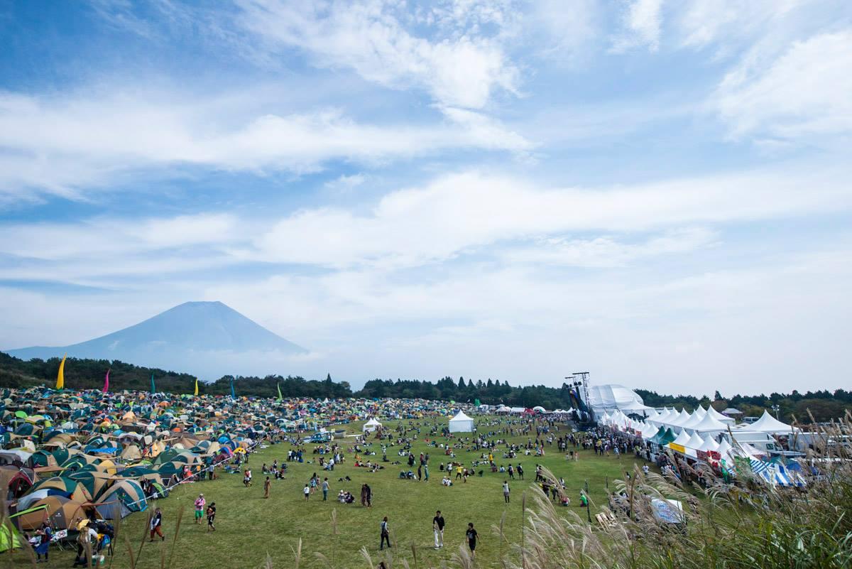 Photo by Yutaro Suzuki | ASAGIRI JAM 2014