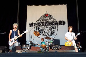 Hi-Standard (Photo by Fujirockers.org)