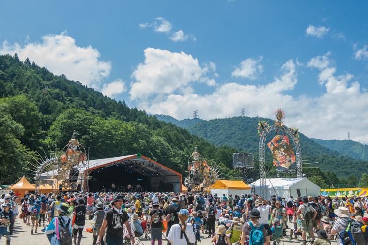 Fujirock Festival '15 (Photo by Fujirockers.org)