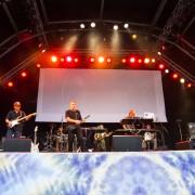 ROVO and System 7   Fuji Rock Festival '14