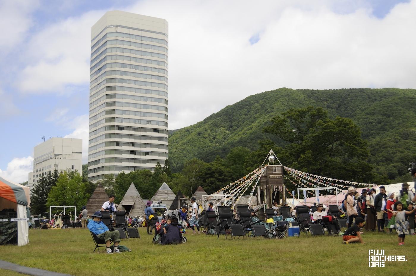 フジロックでオザケン、小山田くんを見たい人が取れるいくつかの方法