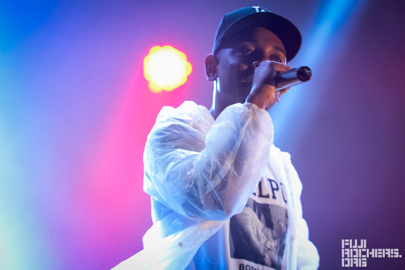 KENDRICK LAMAR | FUJI ROCK FESTIVAL'13 | Photo by 平川啓子