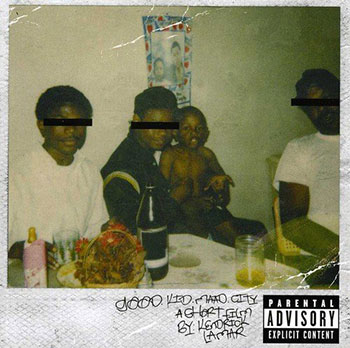 Kendrick Lamar『good kid, m.A.A.d city』