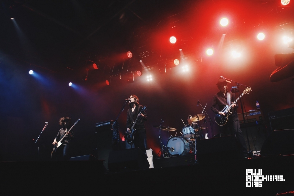 The Birthday | Fuji Rock Festival'16 | Photo by 小西泰央
