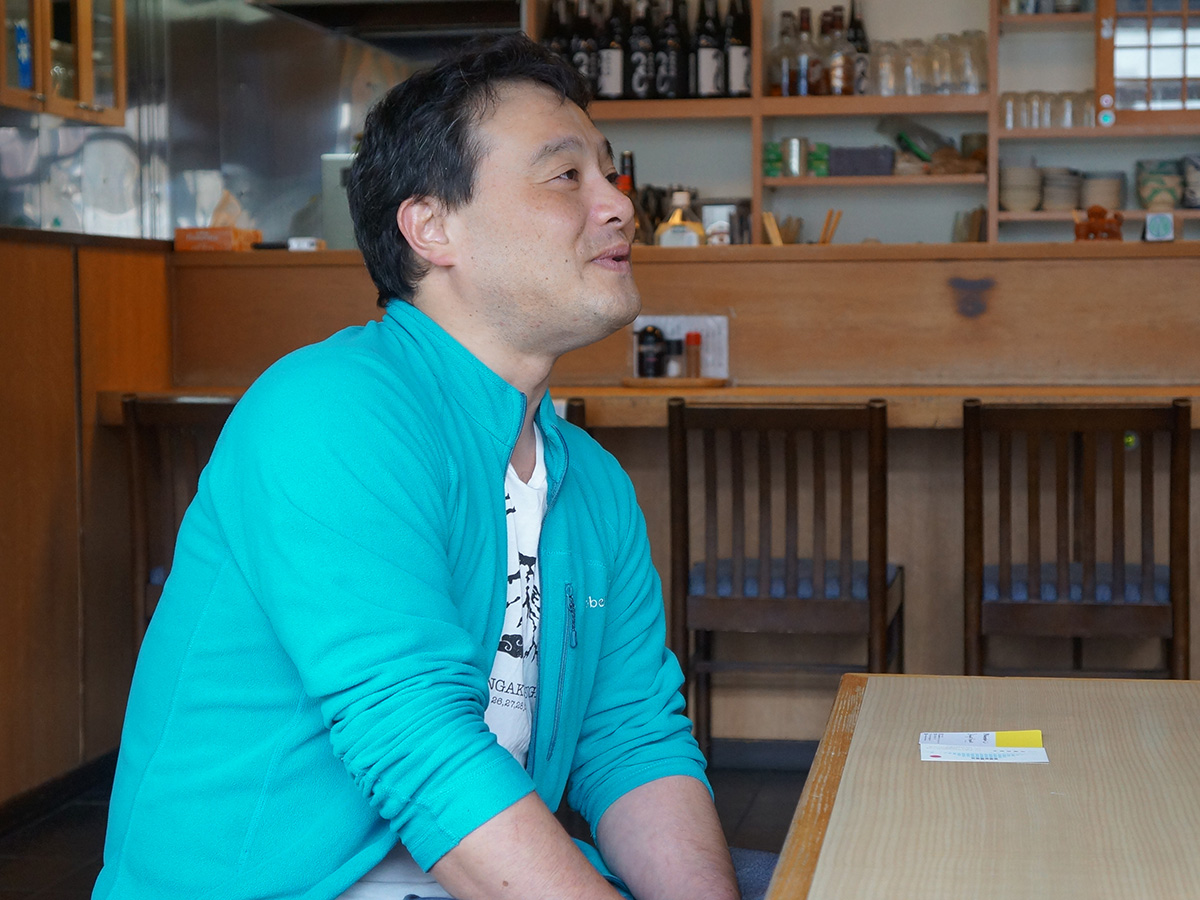 フジロック 苗場20th特別インタビュー「フジロックと苗場を繋ぐ人」大熊文弥さん編