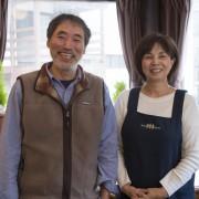 伊藤長三郎さんと奥様・徳子さん | Photo by 白井絢香