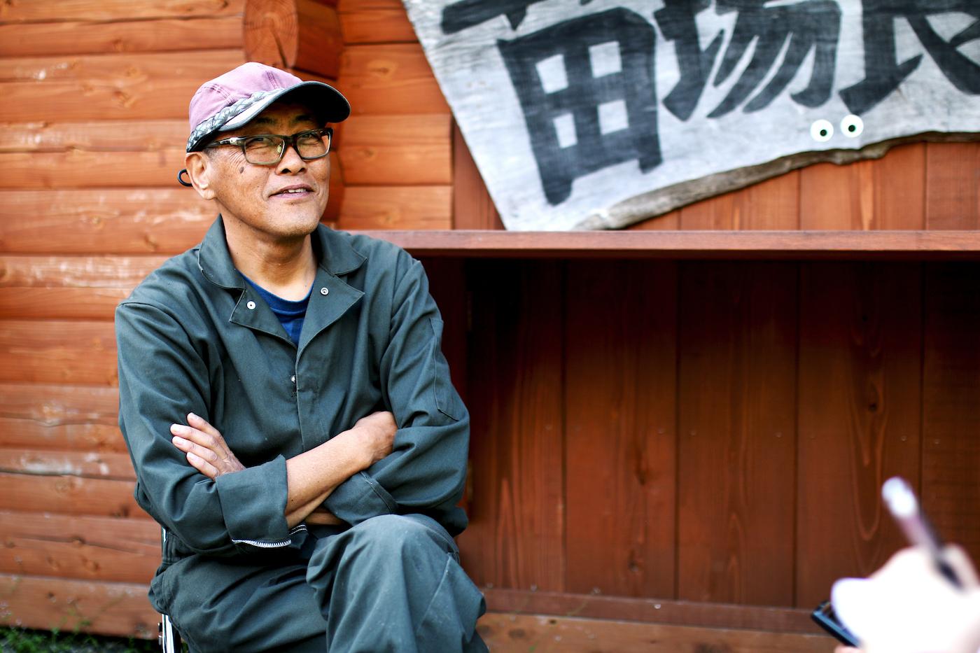 フジロック 苗場20th特別インタビュー「フジロックと苗場を繋ぐ人」梅沢英夫さん編