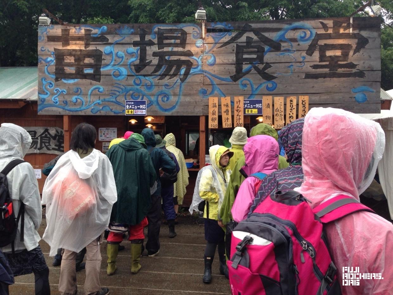 (現)苗場食堂の様子|Photo by 阿部光平