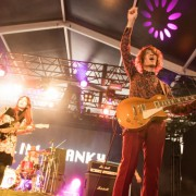 GLIM SPANKY | Fuji Rock Festival '15 | Photo by 平川啓子