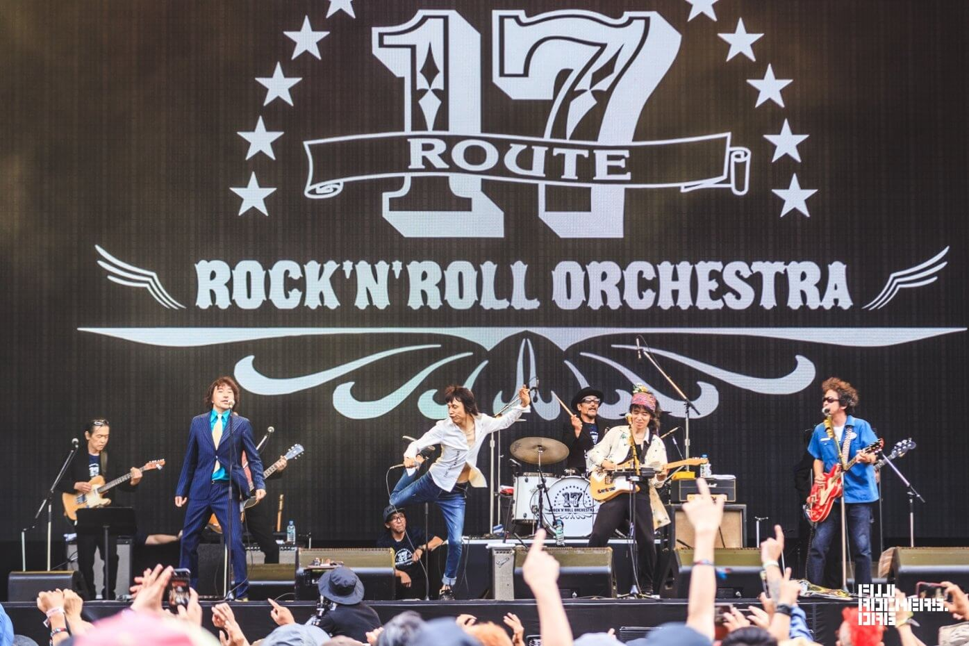 "ROUTE 17 Rock'n'Roll ORCHESTRA (feat. 仲井戸""CHABO""麗市、甲本ヒロト、奥田民生、トータス松本)  