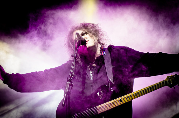 THE CURE | Fuji Rock Festival '13 | Photo By JulenPhoto