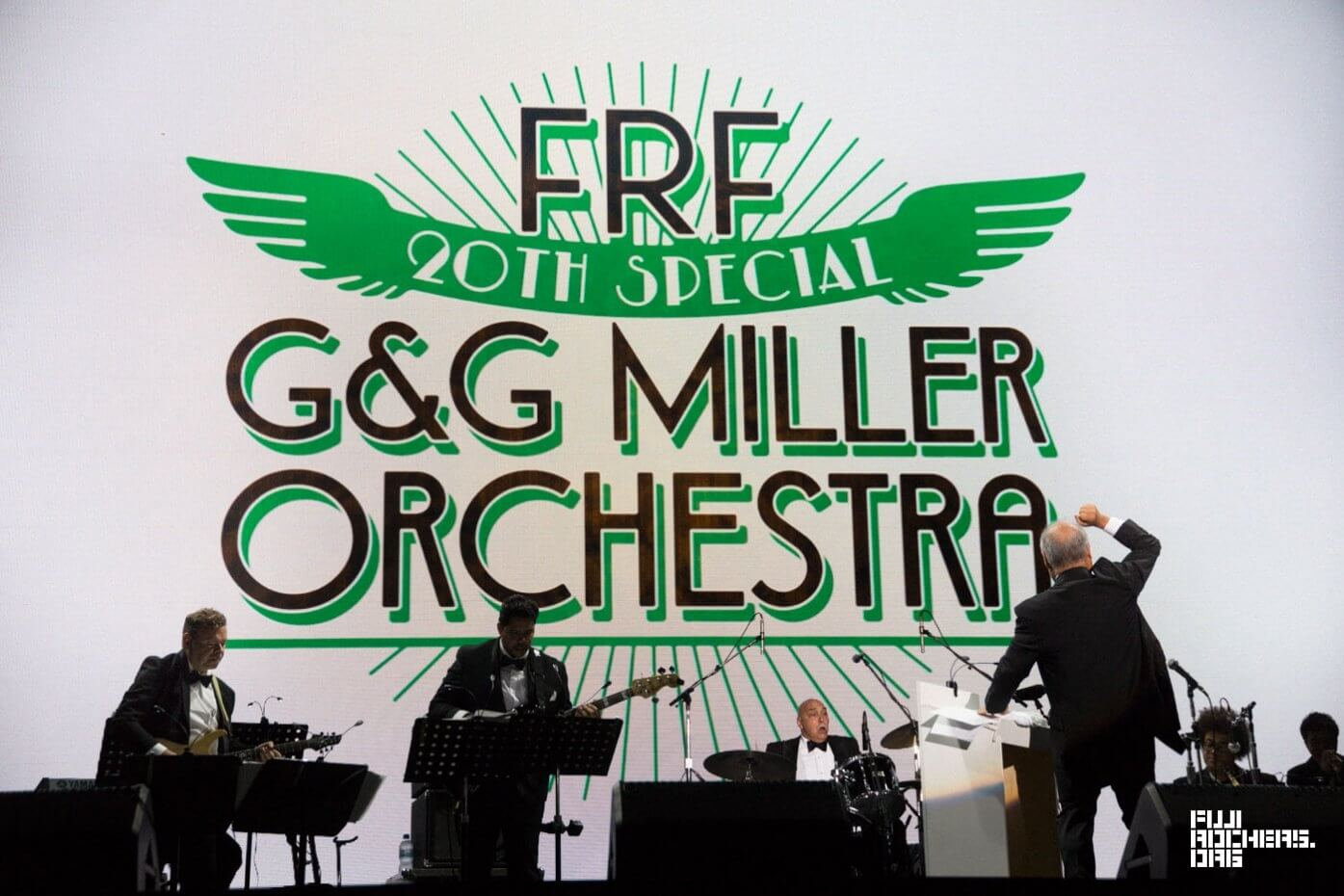 G&G Miller Orchestra | Fuji Rock Festival '18 | Photo by MASAHIRO SAITO