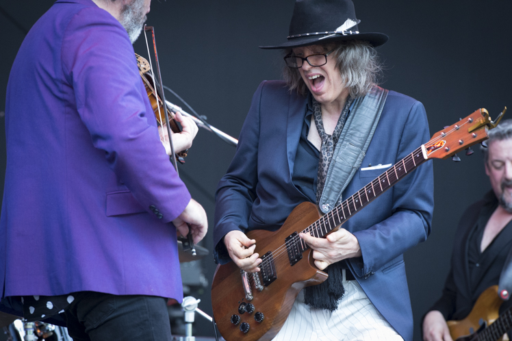THE WATERBOYS | FUJI ROCK FESTIVAL '14 | Photo By 森リョータ