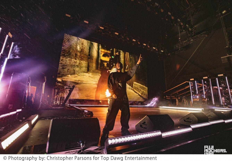 KENDRICK LAMAR | FUJI ROCK FESTIVAL '18
