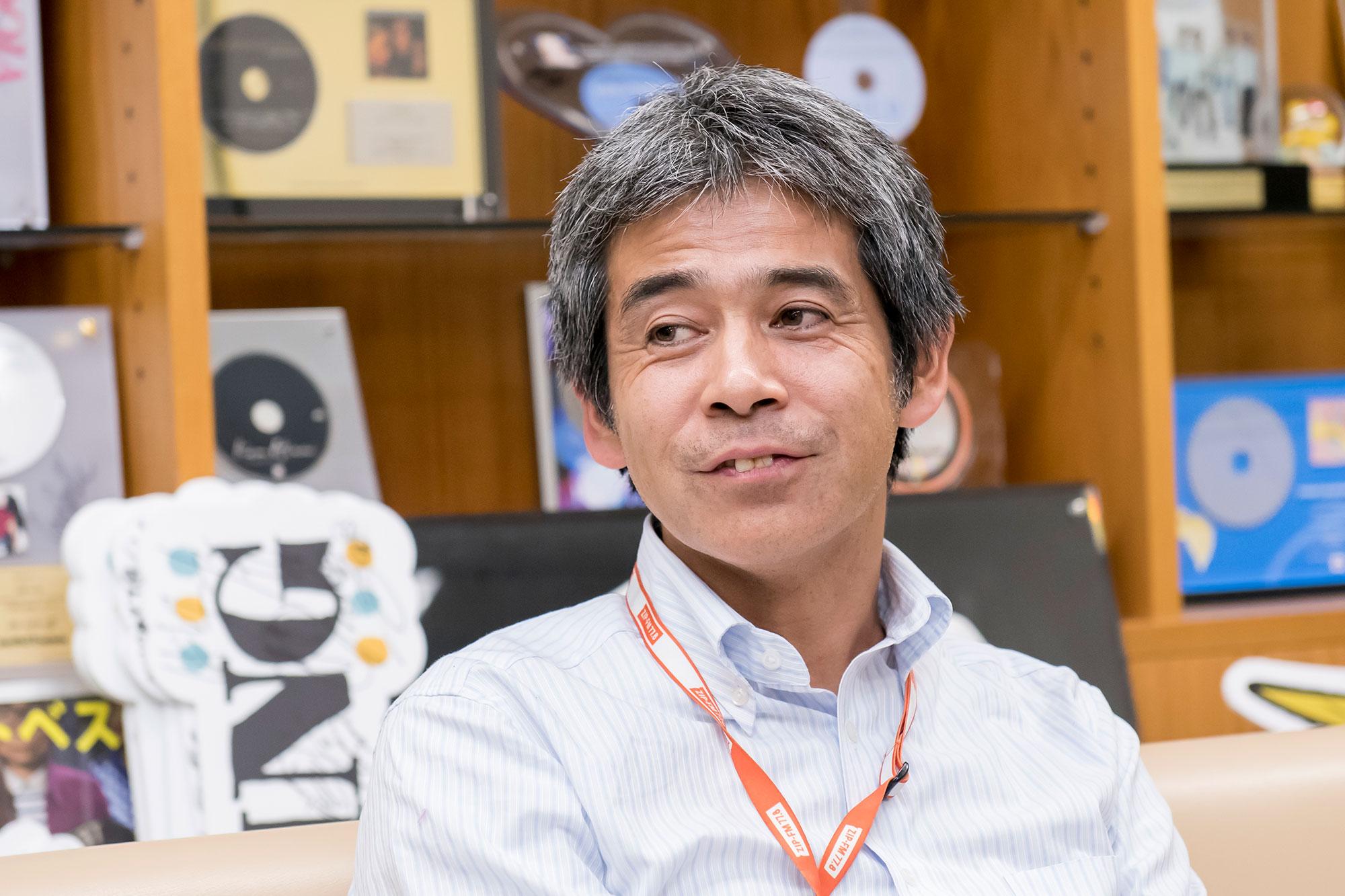 ZIP-FM 平井さん