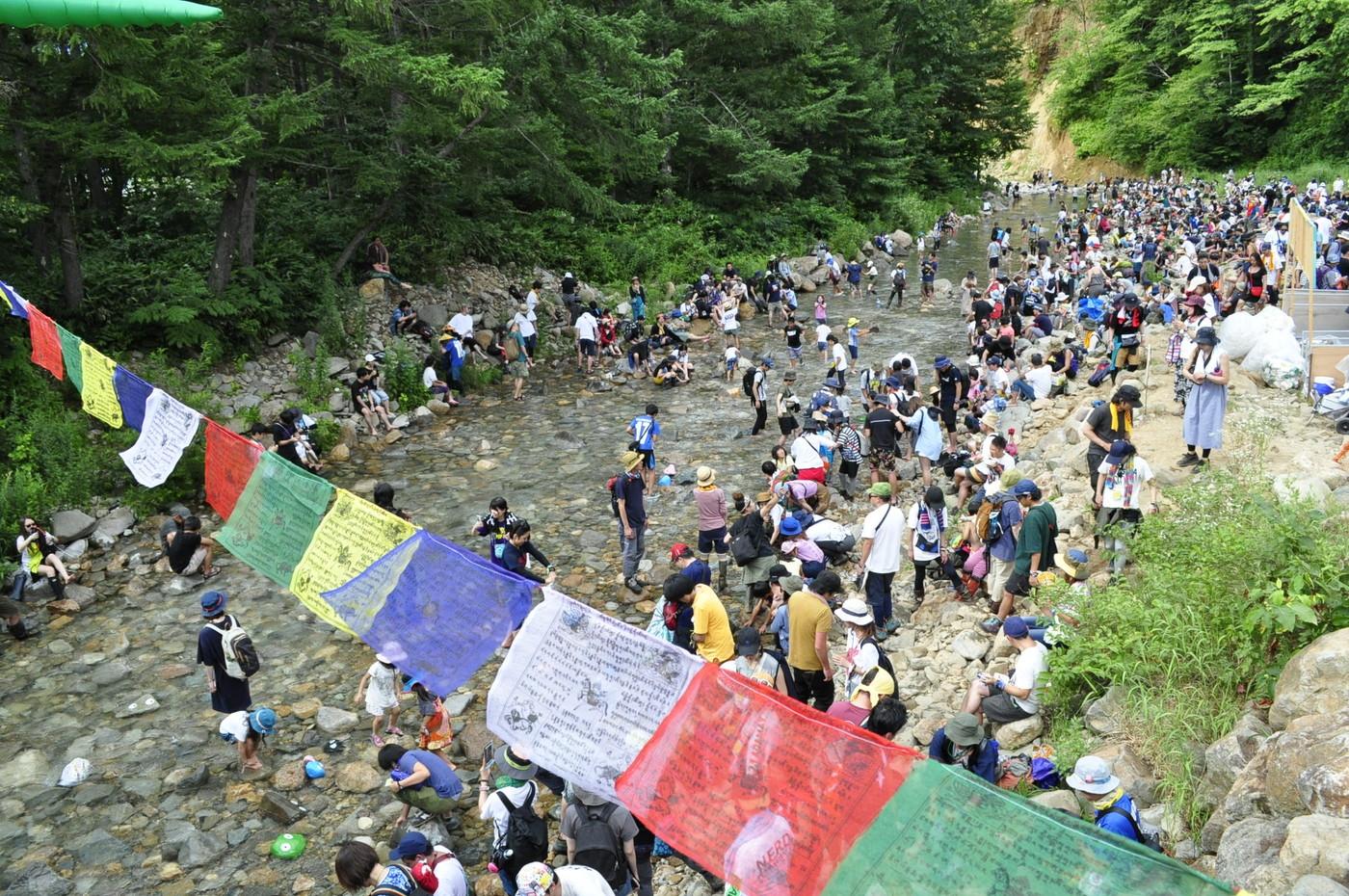 Fuji Rock Festival '18 | Photo by Eriko Kondo