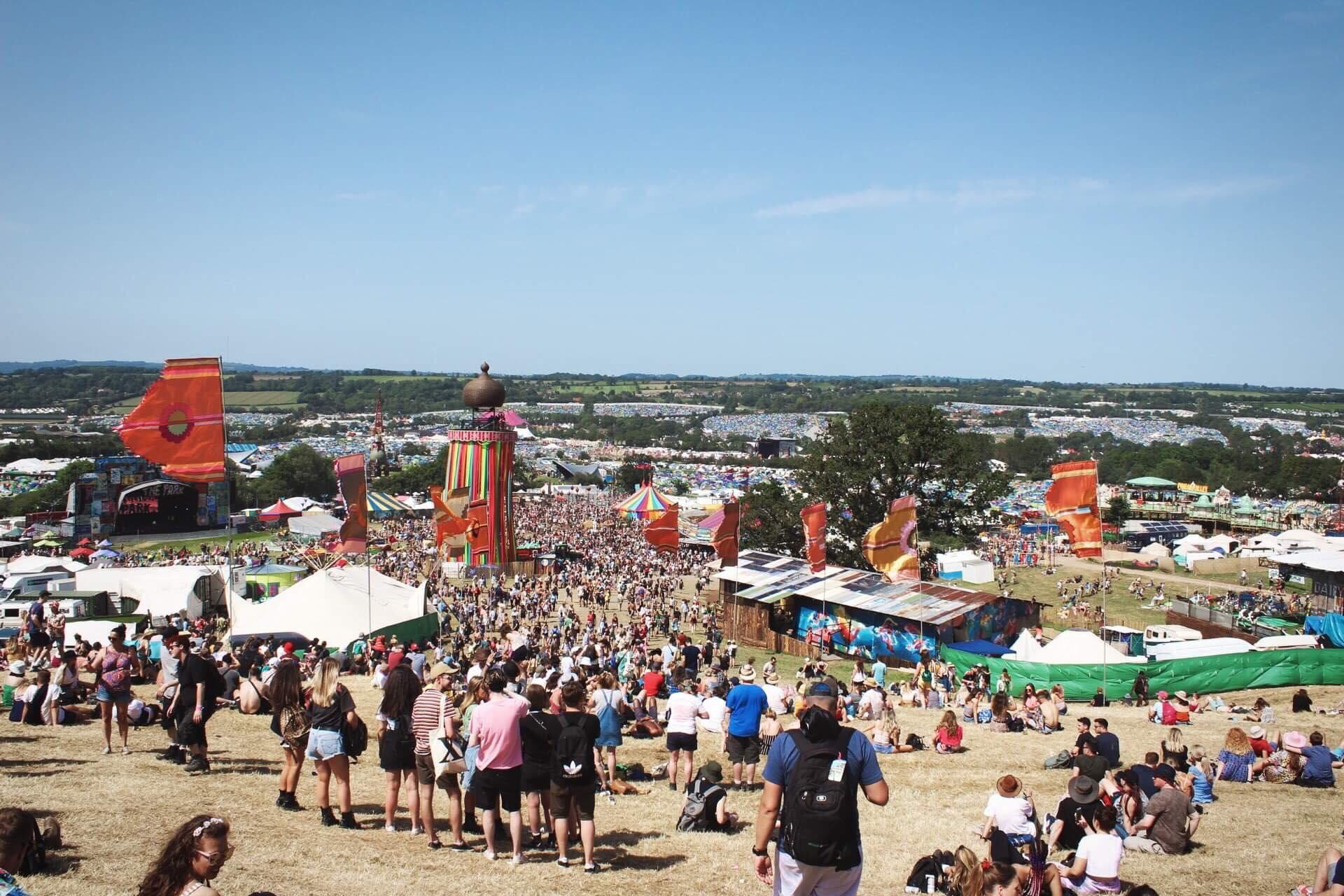 Glastonbury Festivalから感じた5つのこと。