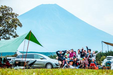 ふもとっぱら オートキャンプ場 | Photo by アリモトシンヤ