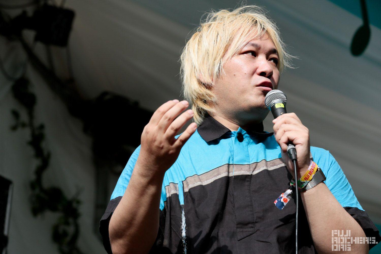津田大介氏インタビュー(前編)~音楽好き少年がフジロックにハマるまで~