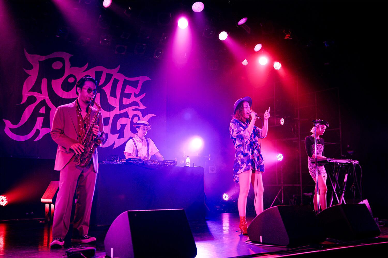 ROOKIE A GO-GO 2020のWEB投票受付中!10/31(土)まで!