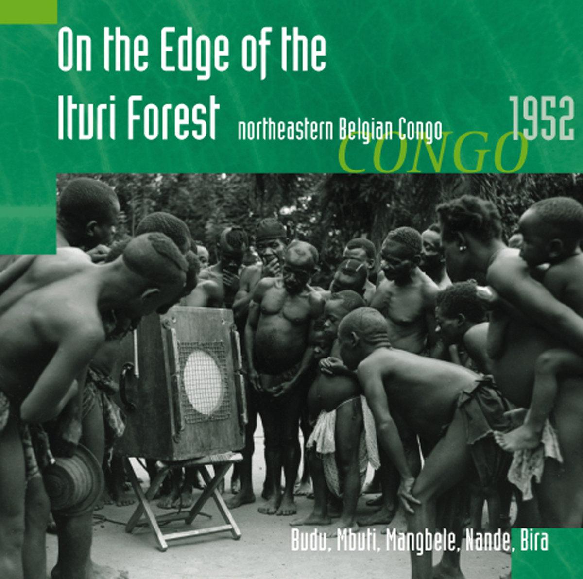 このアルバムには、Songs of devotion to the forest (森に捧げる歌)が収録されている