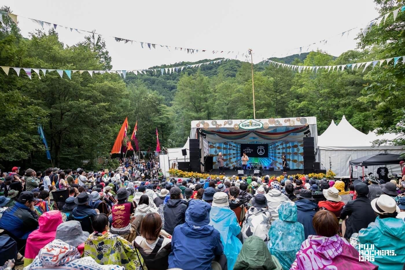 Fuji Rock Festival '19 | Photo by おみそ
